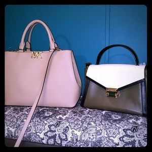 NWT TWO MK SATCHELS